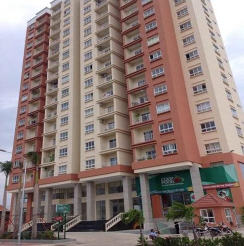Chung cư Bình Minh, quận 9 Căn hộ cao ốc Bình Minh tầng trung nội thất đầy đủ.