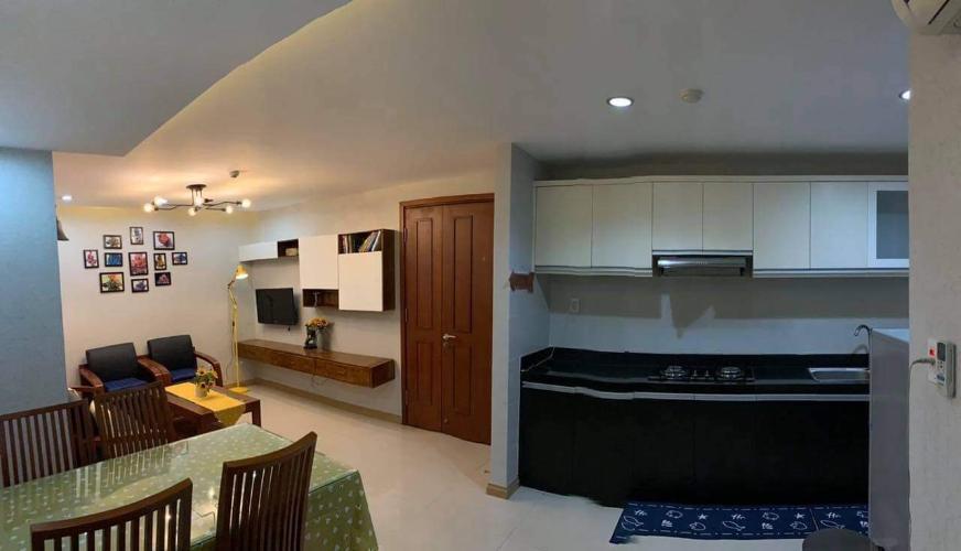 khu vực bếp chung cư BMC Bán chung cư tầng cao BMC ngay tại trung tâm thành phố.