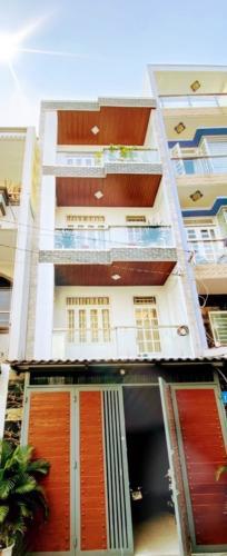 Nhà phố đường 59 Quận Gò Vấp diện tích sử dụng 268.8m2, đầy đủ nội thất.