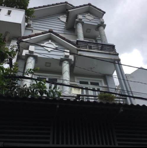 Mặt tiền nhà phố Lê Đức Thọ, Gò Vấp Nhà phố hướng Đông Nam, mặt tiền đường nhựa xe hơi vào tận nhà.