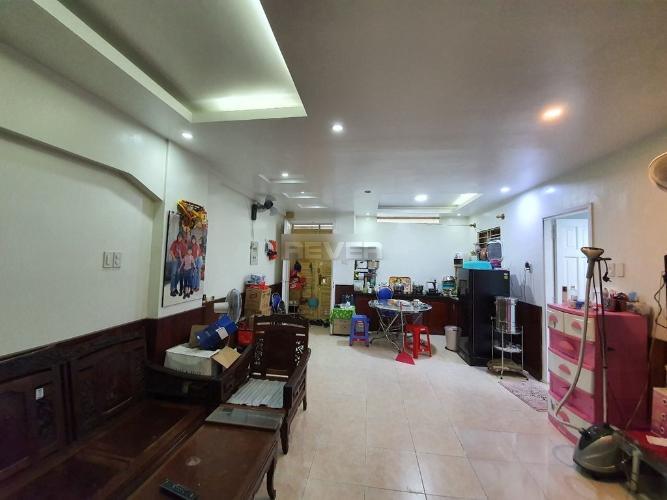 Căn hộ Nguyễn Ngọc Phương tầng 14 cửa hướng Tây Nam, đầy đủ nội thất.