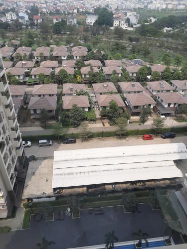 View căn hộ Flora Fuji , Quận 9 Căn hộ Flora Fuji tầng trung view thoáng mát, nội thất đầy đủ.