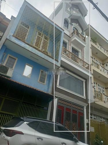 Nhà phố hẻm rộng 6m Q.Bình Tân hướng Đông thoáng mát, sổ hồng riêng.