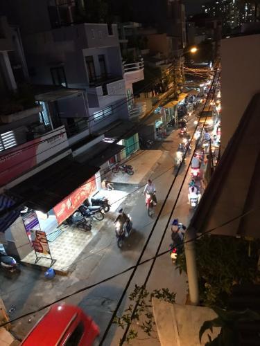 Bán nhà phố hẻm đường Nguyễn Đình Chiểu, Phường 3, quận Phú Nhuận, diện tích đất 19.7m2