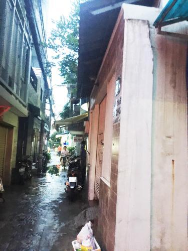 hẻm 2m nhà phố Bình Thạnh Bán nhà hẻm Nguyễn Cửu Vân, kèm nội thất đầy đủ, sổ hồng chính chủ.