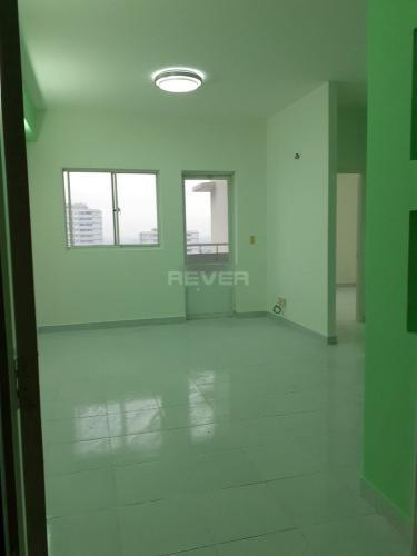 Căn hộ tầng 9 Lê Thành cửa hướng Bắc thoáng mát, đầy đủ nội thất.