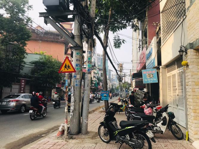 Đường Trần Huy Liệu Bán nhà phố đường Trần Huy Liệu, phường 8, quận Phú Nhuận, diện tích đất 108.8m2, sổ hồng đầy đủ.