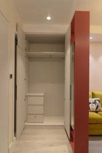 Nội thất căn hộ 89-91 Nguyễn Du , Quận 1 Căn hộ 89-91 Nguyễn Du tầng 7 ban công hướng Đông, nội thất đầy đủ hiện đại.