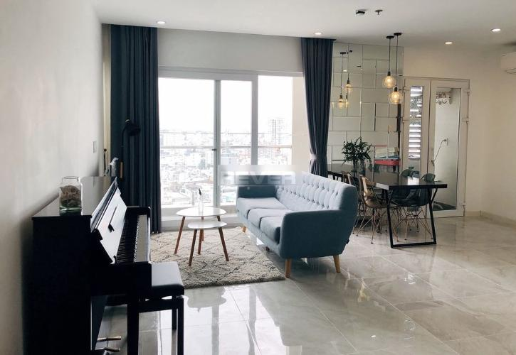 Căn hộ Sun Village Apartment thiết kế hiện đại, nội thất đầy đủ