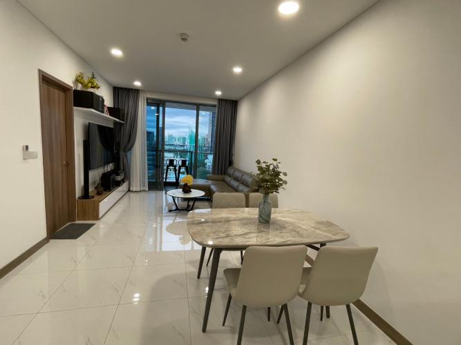 Căn hộ Sunwah Pearl tầng 9 cửa hướng Đông Nam, view thành phố tuyệt đẹp