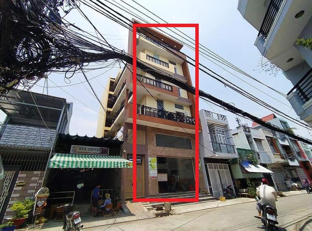 Mặt tiền nhà phố Nhà phố mặt tiền diện tích 8mx19.5m thích hợp kinh doanh.