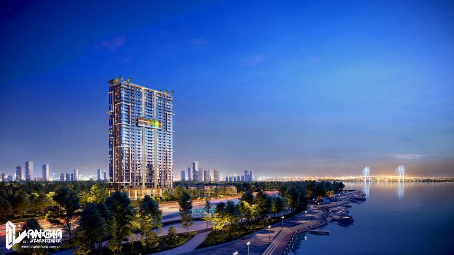 building căn hộ Sky89 Căn hộ tầng 03 Sky 89 ban công hướng Đông thoáng đãng