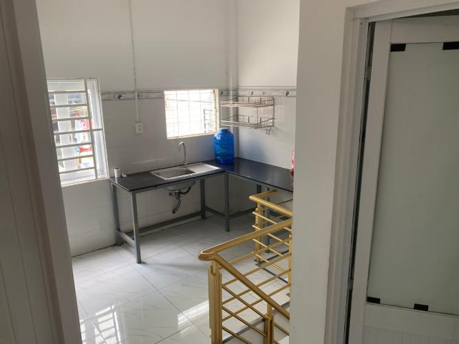 Phòng bếp nhà phố Quận Phú Nhuận Nhà phố Quận Phú Nhuận có 2 mặt tiền hẻm hướng Đông