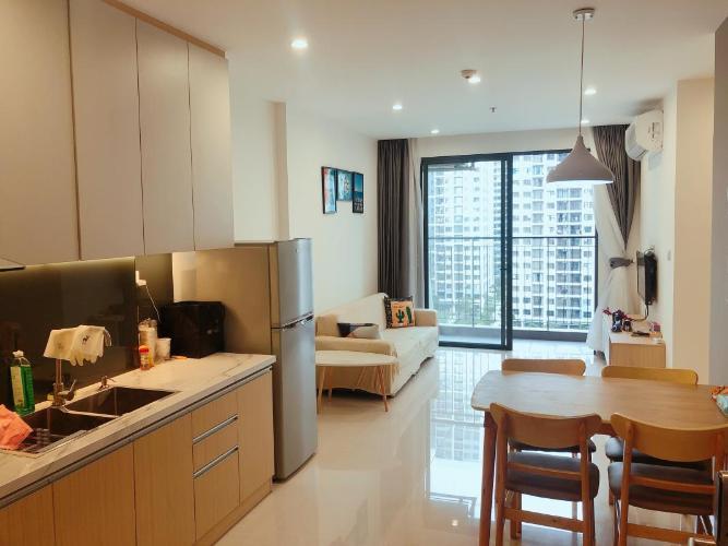 Căn hộ cao cấp Vinhomes Grand Park tầng 28 view nội khu yên tĩnh,