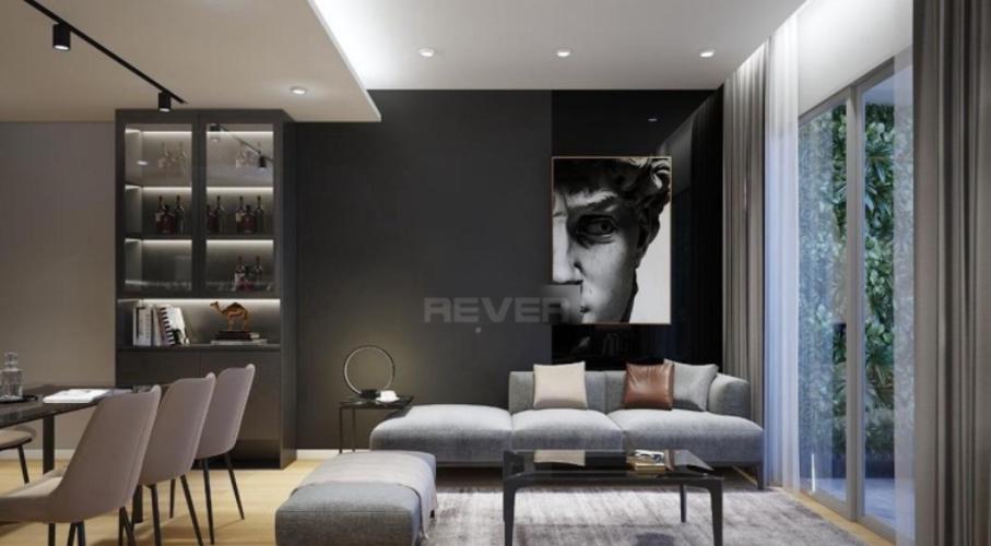 Căn Hộ Central Premium thiết kế hiện đại, nội thất đầy đủ