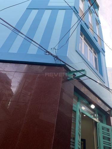 Nhà phố trung tâm Phú Nhuận nội thất cơ bản, hẻm xe máy.