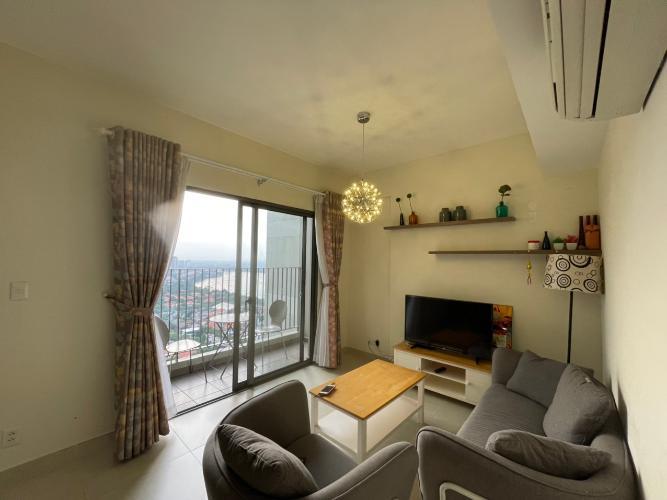 Căn hộ Masteri Thảo Điền tầng 30 nội thất đầy đủ, view thành phố