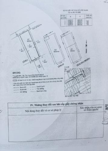 Bản vẽ nhà phố Tô Hiến Thành, Quận 10 Nhà phố tổng diện tích 192m2, hướng Tây Bắc, khu dân cư an ninh