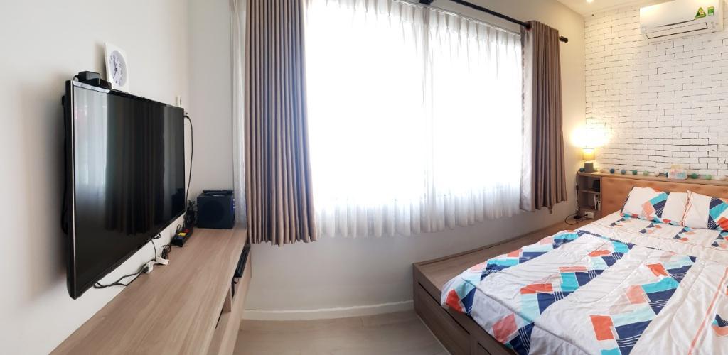 Phòng ngủ nhà phố Quận Phú Nhuận Nhà phố Q.Phú Nhuận hướng Tây Nam diện tích sử dụng 167m2, có sổ đỏ.