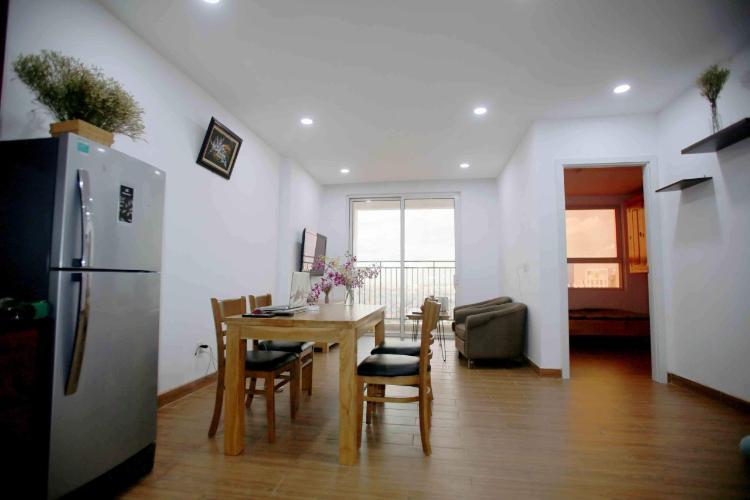 Không gian căn hộ RichStar, Quận Tân Phú Căn hộ RichStar tầng 22 view đón gió thoáng mát, nội thất đầy đủ.