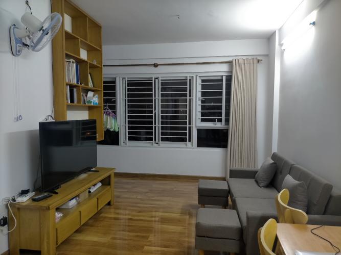 Căn hộ E-home 5 The Bridgeview tầng 6 đầy đủ nội thất, view thoáng mát