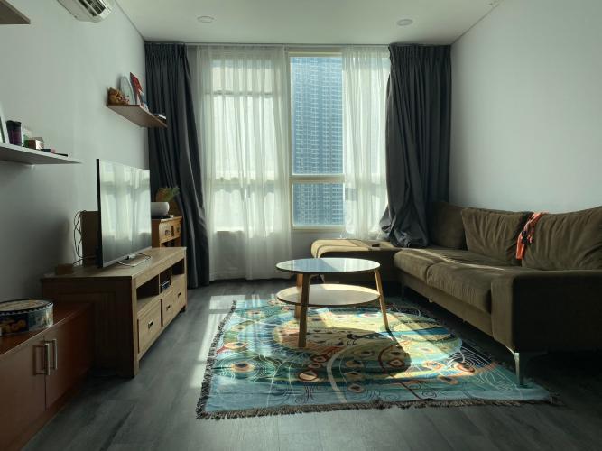 Bán căn hộ tầng cao The Manor với kiến trúc Pháp, đầy đủ tiện ích.