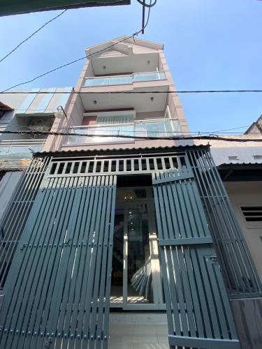 Nhà phố hướng Nam 1 trệt 2 lầu hẻm xe máy, khu dân cư an ninh.