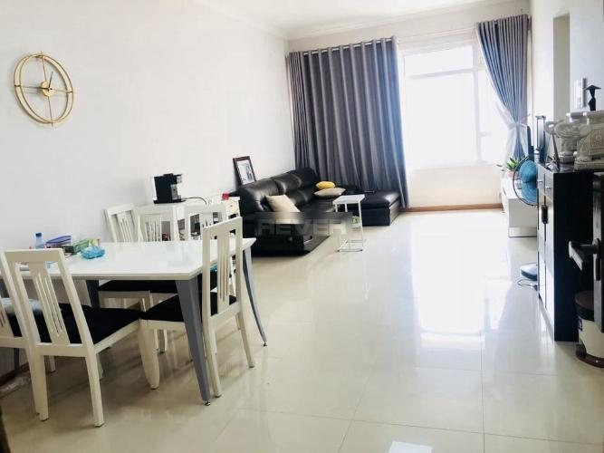 Căn hộ Saigon Pearl đầy đủ nội thất, view sông và biệt thự.