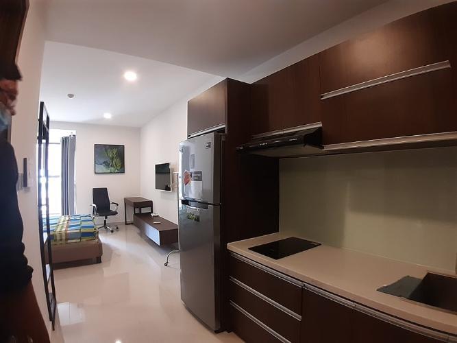 Nhà Bếp SaiGon Royal Quận 4 Căn hộ tầng 04 Saigon Royal đầy đủ nội thất
