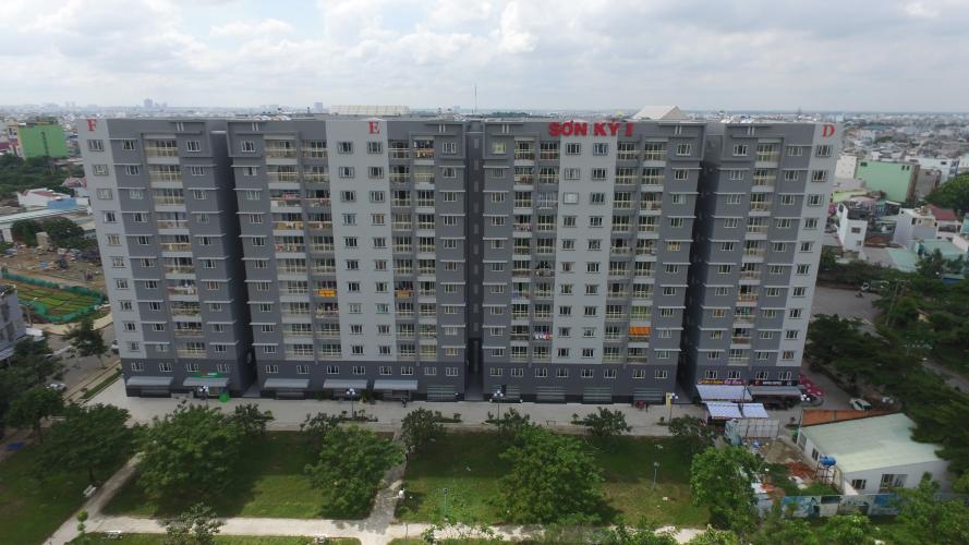 Tani Building Sơn Kỳ 1, Tân Phú Căn hộ Tani Building Sơn Kỳ 1 hướng Tây Nam, view thoáng mát.