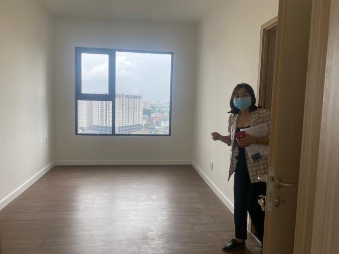 Phòng ngủ Safira Khang Điền, Quận 9 Căn hộ Safira Khang Điền tầng trung, ban công hướng Tây Bắc.