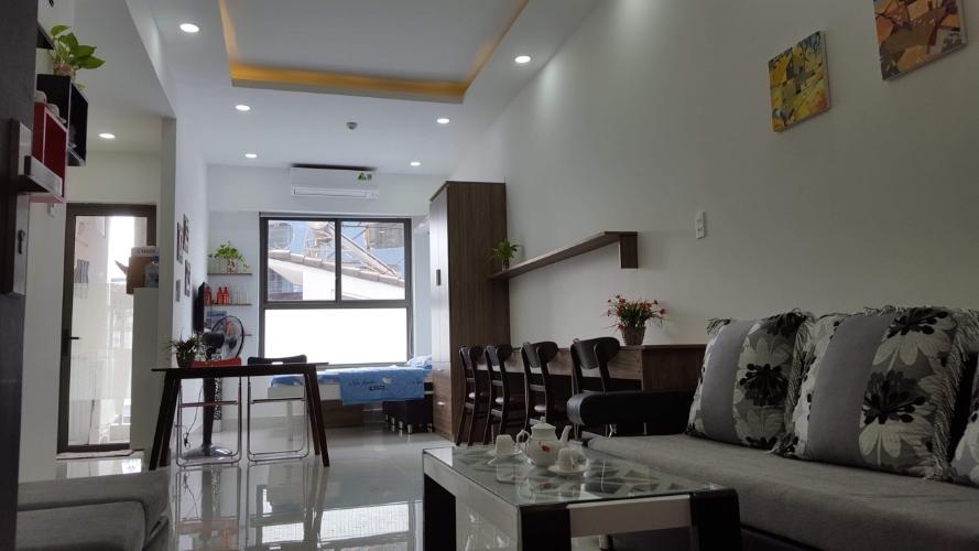 Căn hộ Officetel Kingston Residence đầy đủ nội thất tiện nghi.