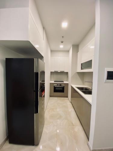 Phòng bếp căn hộ Vinhomes Golden River  Bán căn hộ Vinhomes Golden River 1 phòng ngủ, tầng cao, đầy đủ nội thất, ban công hướng Đông.