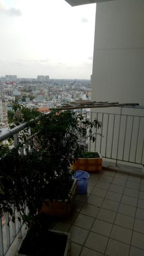 View căn hộ An Phú Apartment, Quận 6 Căn hộ An Phú Apartment tầng 14 view thoáng mát, nội thất cơ bản.