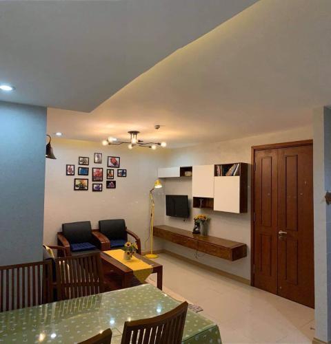 phòng ăn chung cư BMC Bán chung cư tầng cao BMC ngay tại trung tâm thành phố.