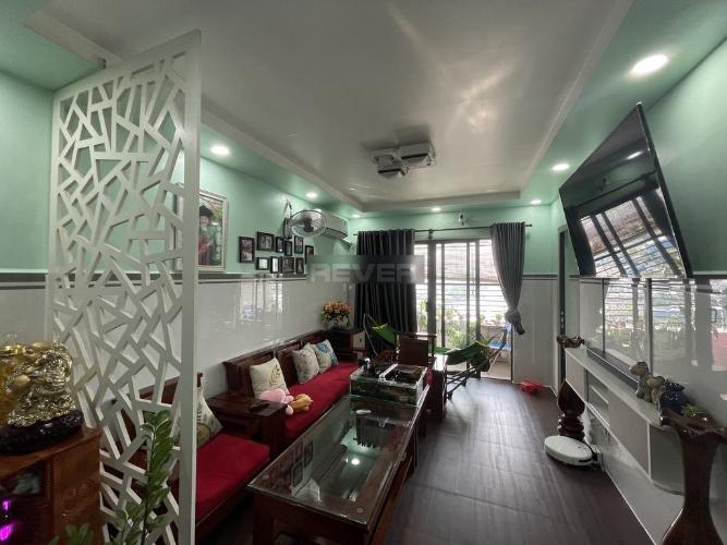 Căn hộ Thái An Apartment tầng trung, view thành phố sầm uất.