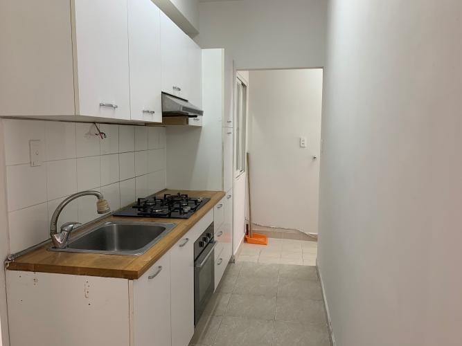 Phòng bếp Ehome 3, Bình Tân Căn hộ Ehome 3 nội thất cơ bản, hướng Đông Nam.