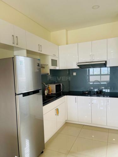 Phòng bếp căn hộ Dragon Hill 2, Nhà Bè Căn hộ Dragon Hill 2 tầng 4, phòng khách đón gió và nắng tự nhiên.