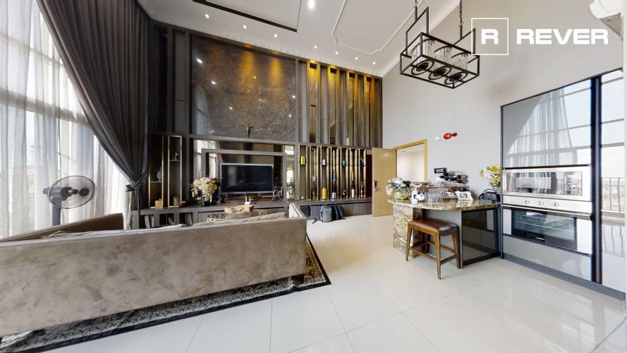 Duplex Vista Verde tầng 11 thiết kế hiện đại, nội thất đầy đủ.