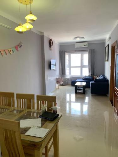 Căn hộ Saigonres Plaza nội thất đầy đủ tiện nghi, cửa hướng Bắc.