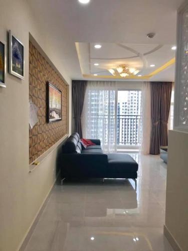 Căn hộ Sunrise Riverside tầng trung, đầy đủ nội thất