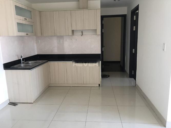 Phòng bếp Carillon 2, Tân Phú Căn hộ Carillon 2 ban công hướng Đông Nam, nội thất cơ bản.