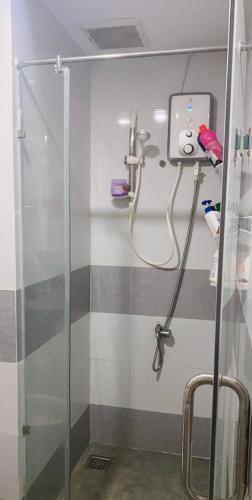 Phòng tắm căn hộ Hiệp Thành Buildings, Quận 12 Căn hộ Chung cư Hiệp Thành Buildings đầy đủ tiện nghi.