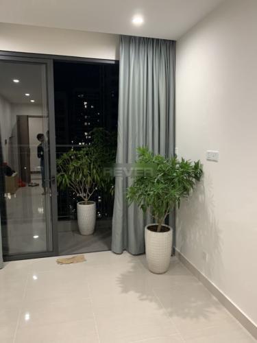 Phòng khách , Căn hộ Vinhomes Grand Park , Quận 9 Căn hộ Vinhomes Grand Park tầng 22 cửa hướng Tây Bắc, nội thất đầy đủ.