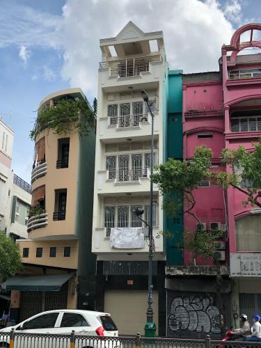 Bán nhà mặt tiền Nam Kỳ Khởi Nghĩa, Quận 3, kết cấu 4 tầng, gần Viện Pasteur