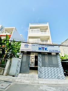 Nhà phố đường Lê Văn Lương 1 trệt 3 lầu hướng Tây Nam, sổ hồng riêng.