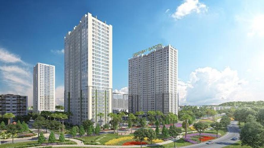 Tòa nhà River Panorama, Quận 7 Căn hộ River Panorama tầng cao, view thành phố thoáng mát