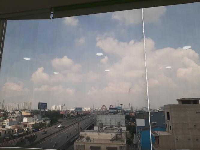 View nhà phố  Nhà phố mặt tiền diện tích 630m2 hướng Nam, thích hợp kinh doanh.