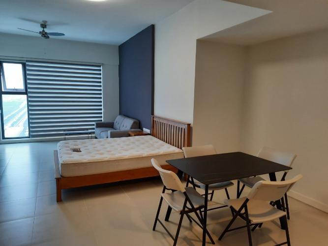 Phòng ngủ căn hộ Gateway Thảo Điền Căn hộ Gateway Thảo Điền tầng cao nội thất đầy đủ, view thoáng mát.