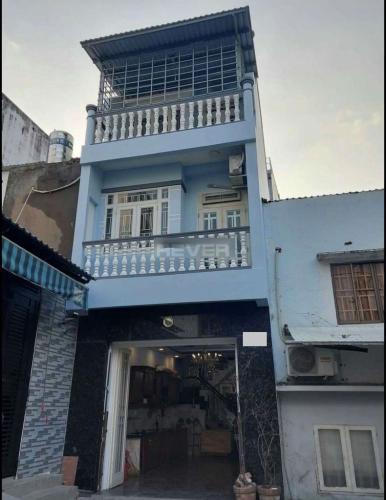 Nhà phố 2 mặt hẻm đường Võ Văn Kiệt, pháp lý rõ ràng